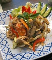 Perinteisiä Thai Ruoka